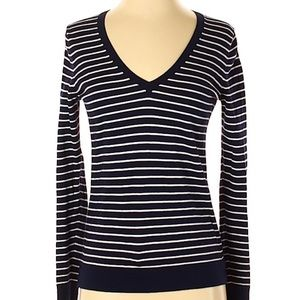 DONATED J Crew Cotton V neck sweater
